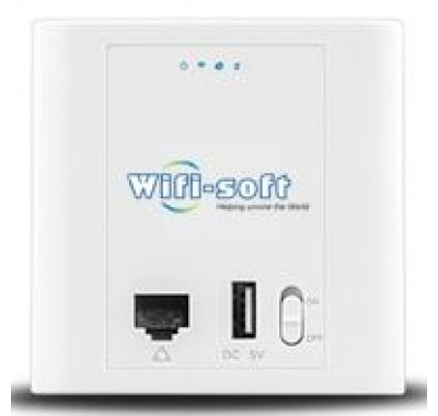 In-wall Indoor Access Point