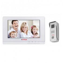 Cp 7 Inch Hands Free Video Door Phone