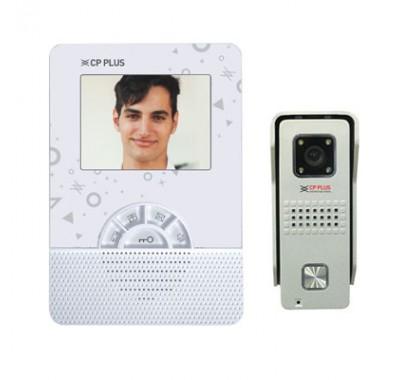 Cp 4.3 Inch Hands Free Video Door Phone